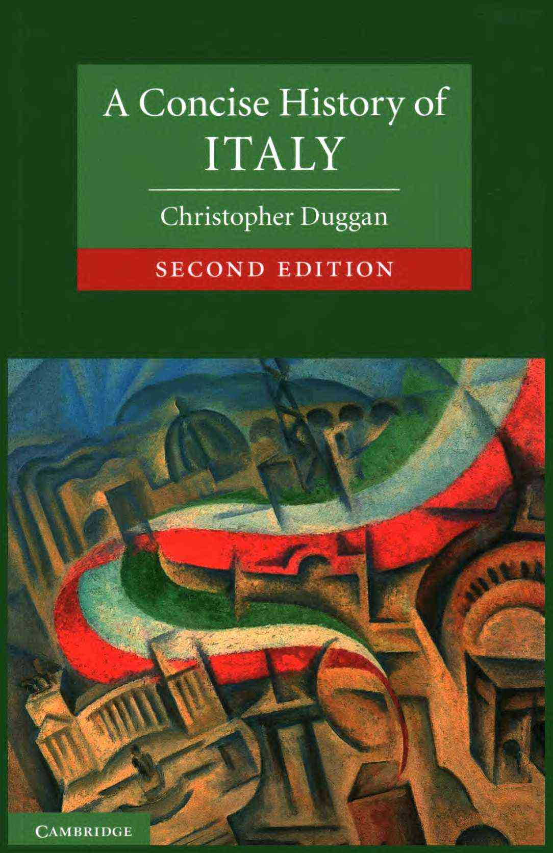 A Concise History of Italy By Duggan, Christopher